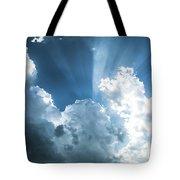 Cloud Light  Tote Bag