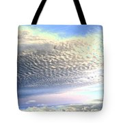 Cloud Nine 5 Tote Bag