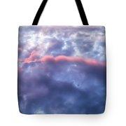 Cloud One Tote Bag