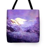 Cloud Peak  Tote Bag