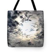 Cloud Porn Tote Bag