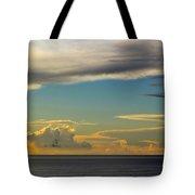 Cloud Racers  Tote Bag