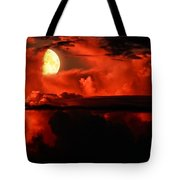 Cloud Rider  Tote Bag