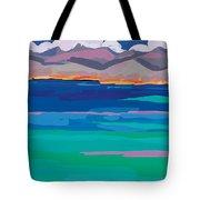 Cloud Sea View Tote Bag