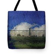 Cloud Silo Tote Bag