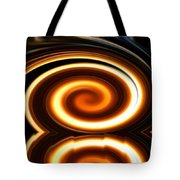 Cloud Spin Tote Bag