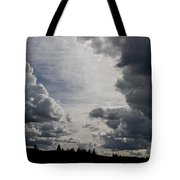 Cloud Study 2 Tote Bag