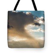 Cloud Tail Tote Bag