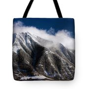 Cloud Touched Tote Bag