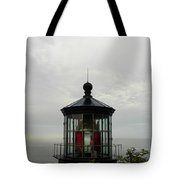 Clouded Morning Tote Bag