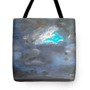 Cloudhole Tote Bag
