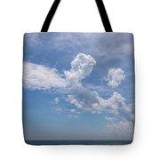 Clouds 2017-1 Tote Bag