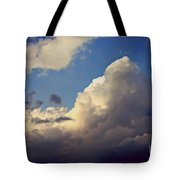 Clouds-3 Tote Bag