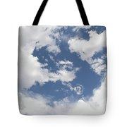 Clouds 31 Tote Bag