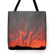 Clouds 63 Tote Bag