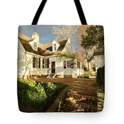 Clouds And Light Tote Bag