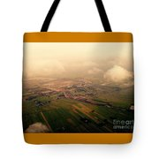 Clouds And Mist - Amsterdam Tote Bag