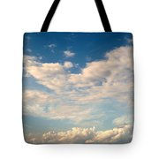 Clouds Clouds Clouds Tote Bag