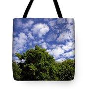 Clouds In My Sky Tote Bag