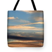 Clouds Of Natural Art Tote Bag