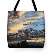 Clouds Of Oregon Tote Bag