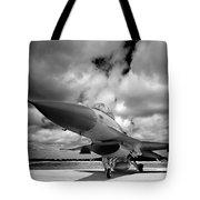 Clouds Of War Tote Bag