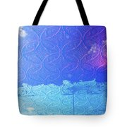 Clouds On The Ceiling Tote Bag