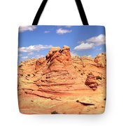 Clouds Over Candyland Tote Bag