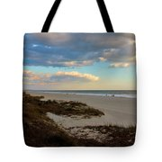 Clouds Over Holden Beach Tote Bag