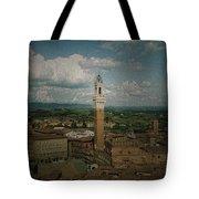 Clouds Over Siena Tote Bag