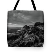 Clouds Over The Isle Of Skye Tote Bag