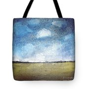 Flying Clouds Tote Bag