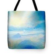 Cloud's Sea Tote Bag