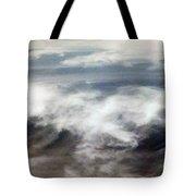 Clouds Tides Tote Bag