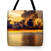 Clouds Within The Clouds Tote Bag