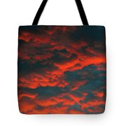 Cloudscape A1 Tote Bag