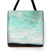 Cloudscape B Tote Bag