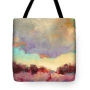 Cloudspangle Tote Bag
