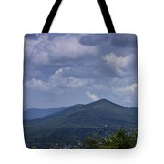 Cloudy Day In Virginia Tote Bag