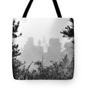 Cloudy View Tote Bag