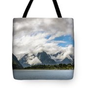 Cloudy With A Chance Of Beautiful Photo Tote Bag