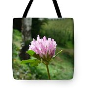 Clover 1 Tote Bag
