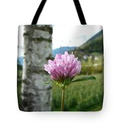Clover 2 Tote Bag