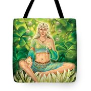 Clover - Gentle Strength Tote Bag