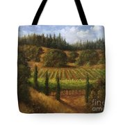 Cloverdale Vines Tote Bag