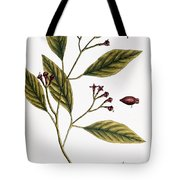 Cloves, 1735 Tote Bag