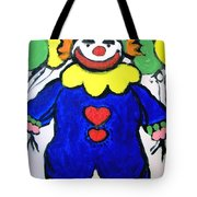 Clown For Jack Tote Bag
