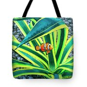 Clownfish Tote Bag