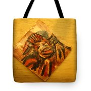 Clowning - Tile Tote Bag