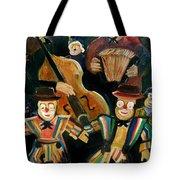 Clowns Tote Bag by Pol Ledent